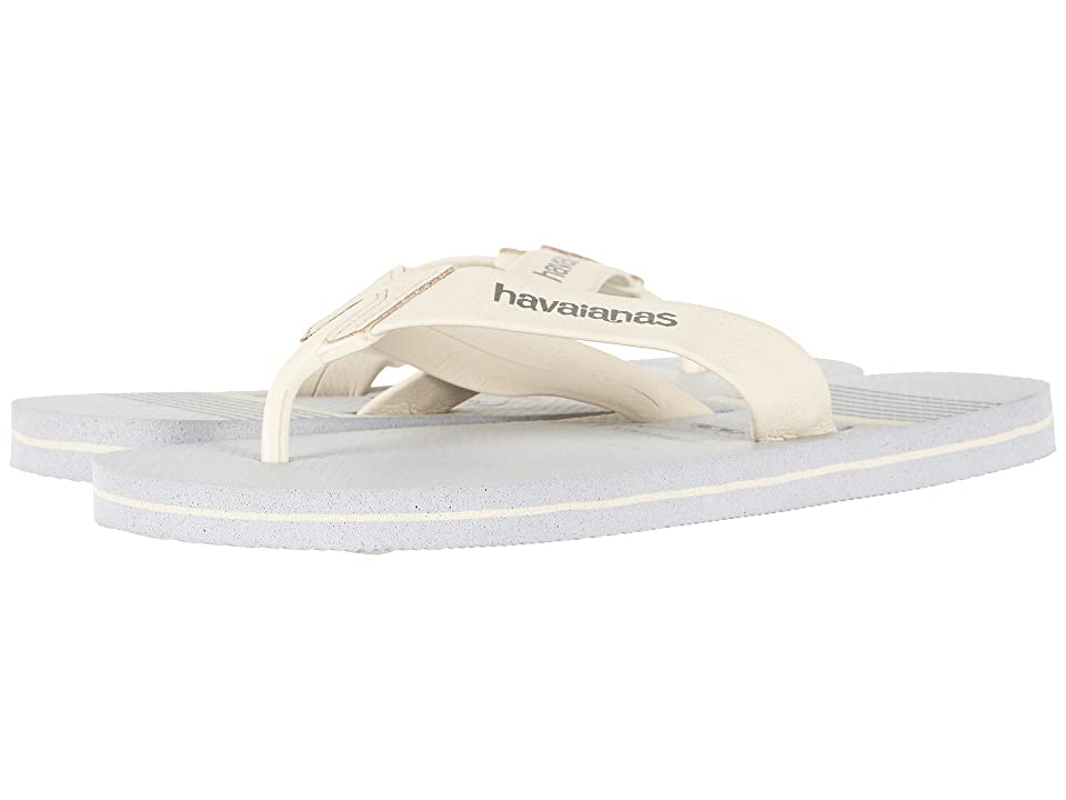 Havaianas Urban Craft Flip Flops (Ice Grey) Men