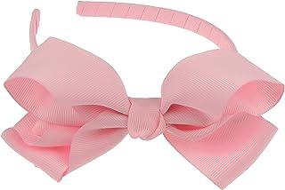 b759329e95913b Offener Haarreif mit großer Ripsband-Schleife, Haarband für Mädchen, Party,  Schule,