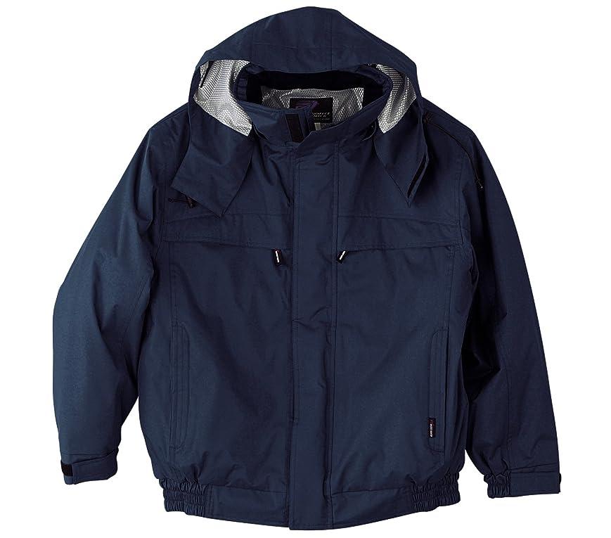 エイリアス帽子ホイールSOWA 防水防寒ブルゾン ネイビー 3Lサイズ 2803