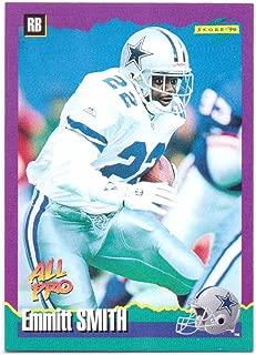 Emmitt Smith 1994 Score #40 - Dallas Cowboys