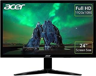 """Acer KG241 UM.FX1EE.010 24"""" Skärm, Svart"""