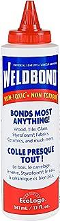 Weldbond 8-120245 Adhesive 12-Ounce Bottle