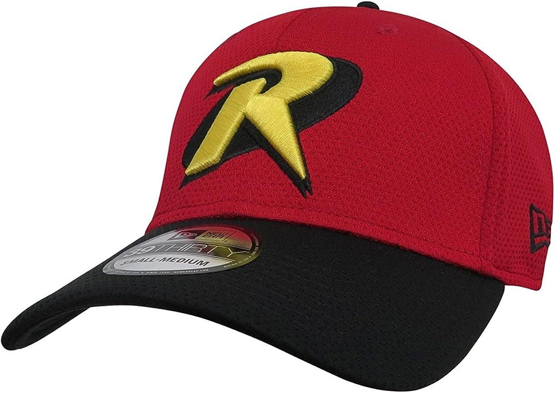 Robin Logo Symbol Red 39Thirty Cap