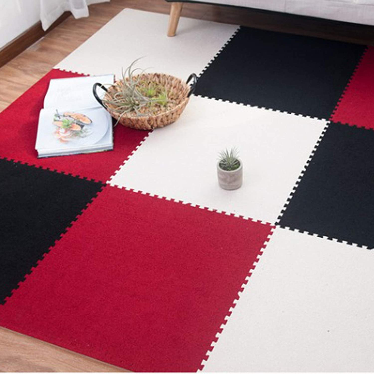 ASPZQ Play Mats for Children Reduction Fo Good Noise New product! New type Flexibility Genuine