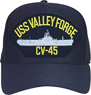 USS Valley Forge CV-45 Ships Ball Cap