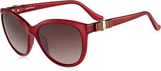 Kính mắt nữ cao cấp – Sunglasses FERRAGAMO SF 760 S 613 RED