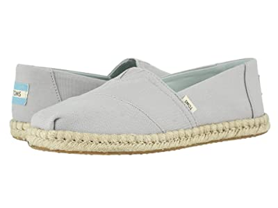 TOMS Alpargata on Rope (Plant Dyed Grey) Women