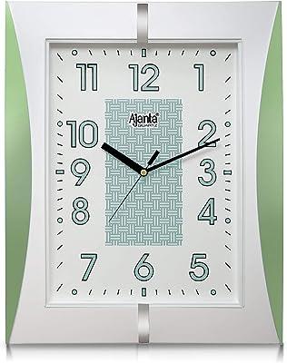 Ajanta Fancy Clock 2097 Green