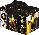 サッポロ 黒ラベル&黒ラベル<黒>飲み比べアソートセット 350ml×6本