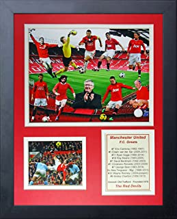 Manchester United FC Greats Collage 11