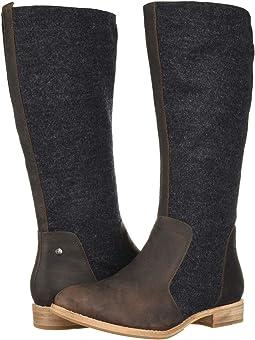 Soil Leather/Wool