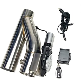 electric cut out mufflers