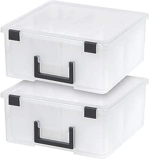 fold out tackle box