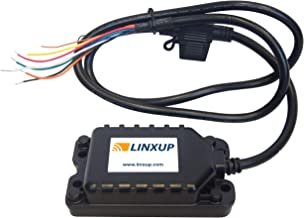 Linxup LAAA31 GPS Tracker Device, Rechargeable Backup, Tracking System for Equipment, Trailers