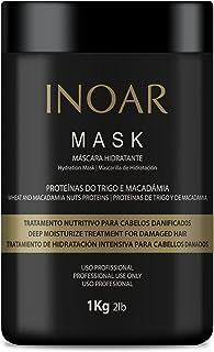 Máscara Mask Desmaia-Cabelo 1Kg, Inoar