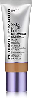 Peter Thomas Roth Skin To Die For Mineral-Matte CC Cream SPF 30 - Tan, 30 ml