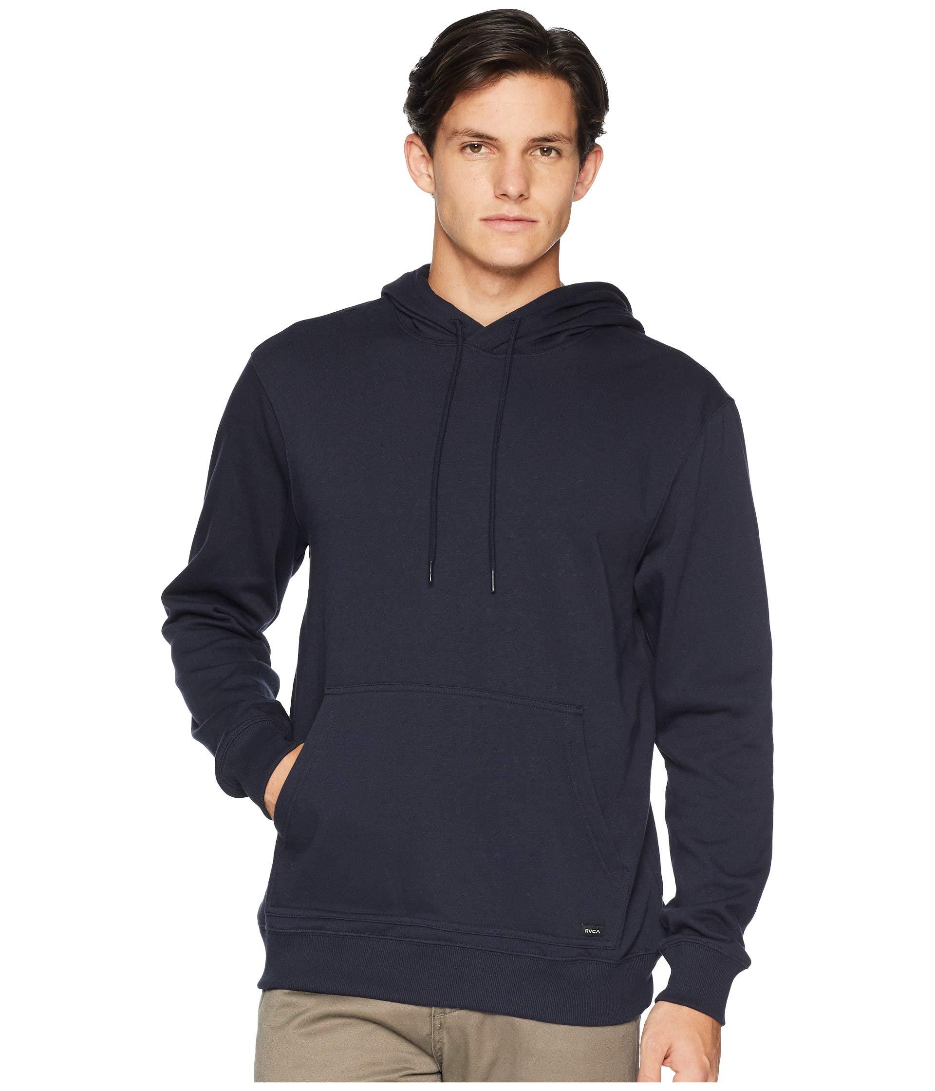 RVCA Men's Dayshift Hooded Fleece Sweatshirt