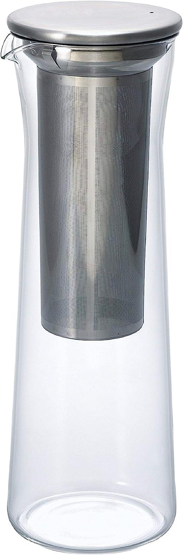 HARIO Cold Overseas parallel import regular item Brew Coffee Ranking TOP13 Jug 8 size cups One Transparen 1000ml
