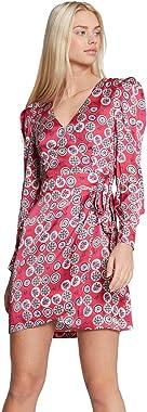 Morgan Robe Drapée Rimo Casual Dress Femme