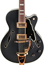 D'Angelico Deluxe 175 Electric Guitar - Matte Midnight