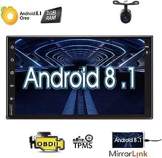 "Eincar 7"" Android 10 Head Unit Quad Core HD Capacitive Touch Screen Double 2 Din Car.."