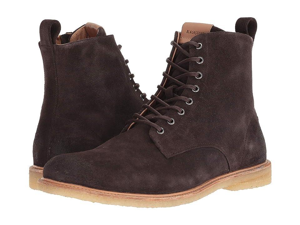 Blackstone Crepe Sole Boot QM23 (Bitter Chocolate) Men