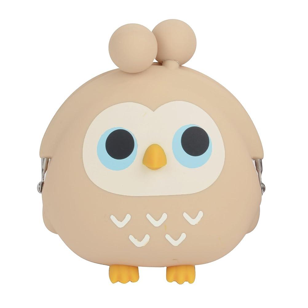 ほうき逸話GMCトイズフィールド 3D POCHI FRIENDS OWL ベージュ