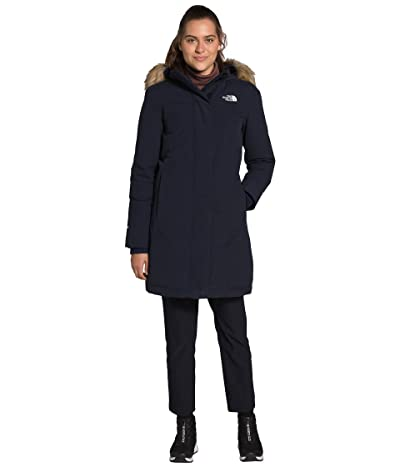 The North Face Arctic Parka (Aviator Navy) Women