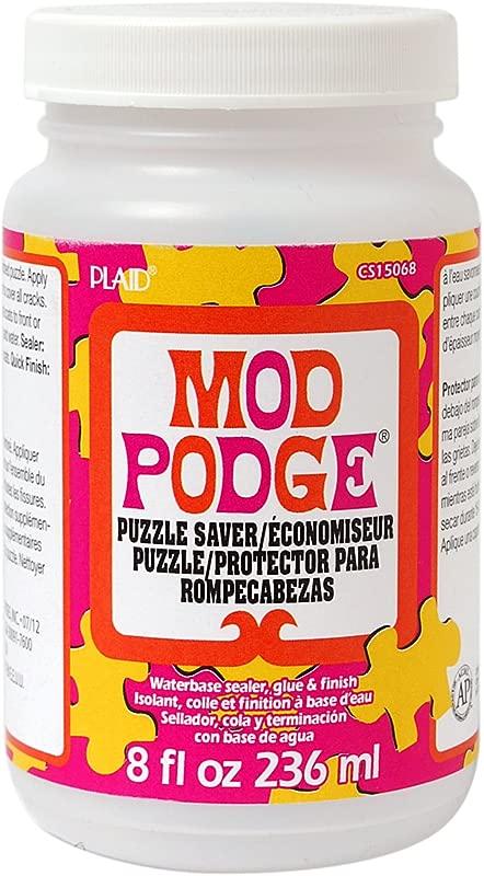 Mod Podge Puzzle Saver 8 Ounce CS15068