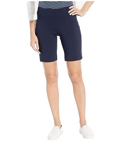 Krazy Larry Pull-On Shorts (Navy) Women