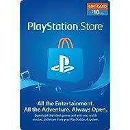 $10 PlayStation Store Gift Card... $10 PlayStation Store Gift Card [Digital Code]