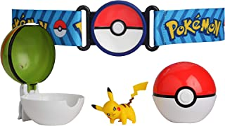 Pokémon Clip 'N' Go Poke Ball Belt Set, Com
