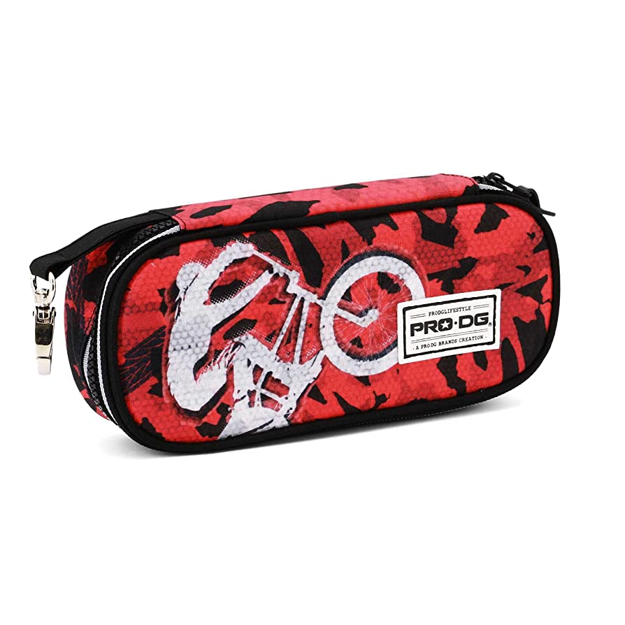 PRODG PRODG Backflip-Pencil Federm?ppchen Pencil Cases, 21 cm, Red jxdhophzpssn6