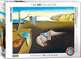 Eurographics 60000845 The Persistence of Memory Puzzle, Various
