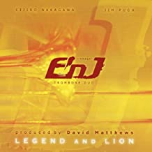 Legend and Lion