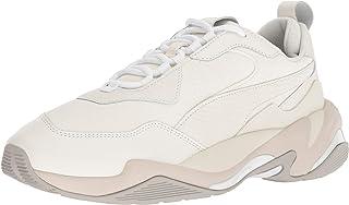PUMA Thunder 沙漠 Bright White/Gray Violet-puma White 11 M US