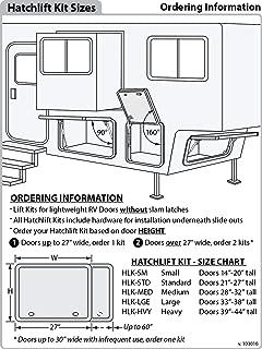 Hatchlift RV Door Lift Kit for doors from 28