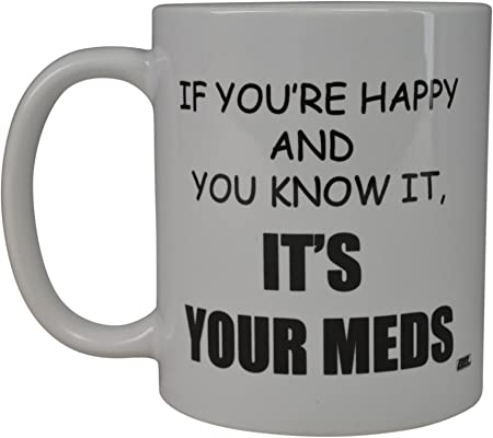This Awesome Novelty Get Well Soon Mug