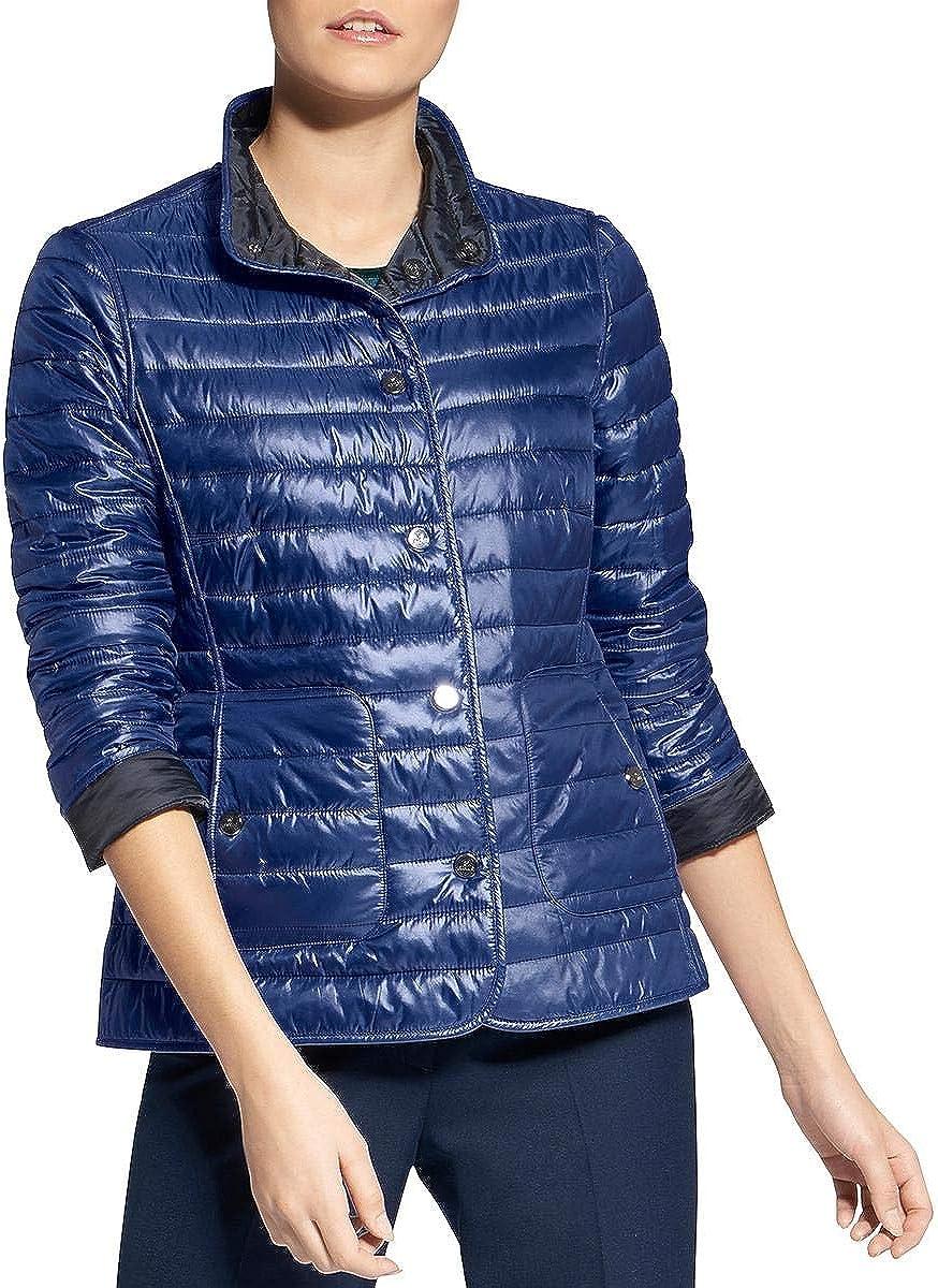 Basler Womens Reversible Warm Puffer Jacket