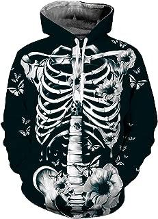 Best skeleton hands hoodie Reviews