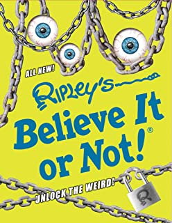 Ripley's Believe It Or Not! Unlock The Weird! (13) (ANNUAL)