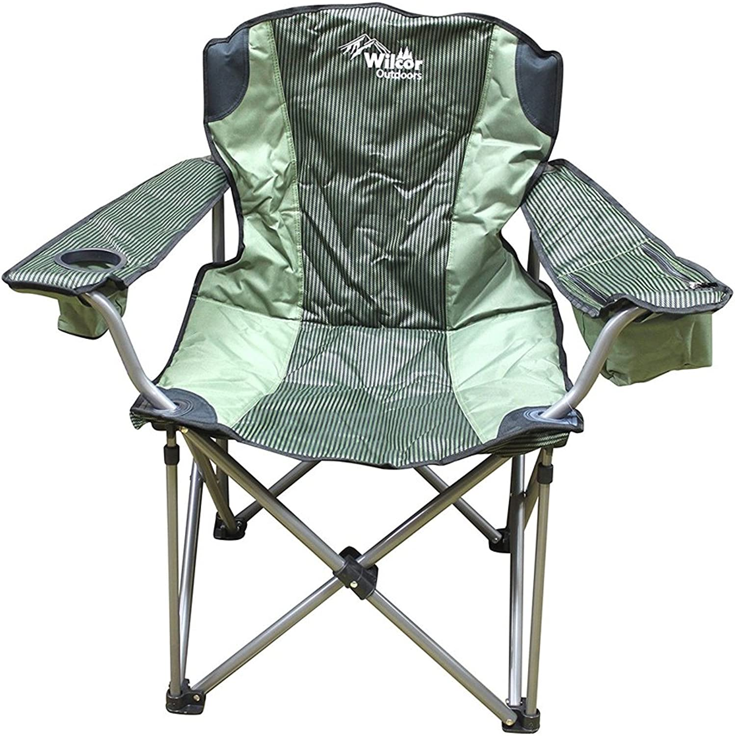 Wilcor Big & Tall King Size Chair with Carry Bag