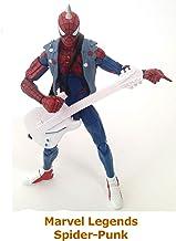 Clip: Marvel Legends Spider-Punk