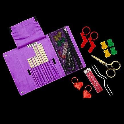 Amazon.es: 50 - 100 EUR - Agujas para máquina de bordar / Agujas ...