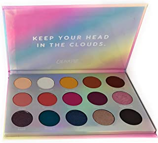 Colourpop CHASING RAINBOWS Pressed Powder Shadow Palette 1.05g