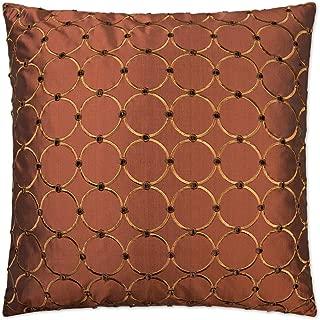 D.V. KAP Caprica - Sienna (Set of 2) - Decorative Pillows