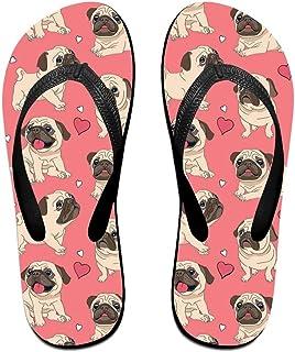 c4bde78d02c3a GuiJia Ye Cow Pattern Unisex Beach Flip Flops Fashion EVA Non-Slip Sandal  Summer Outdoor