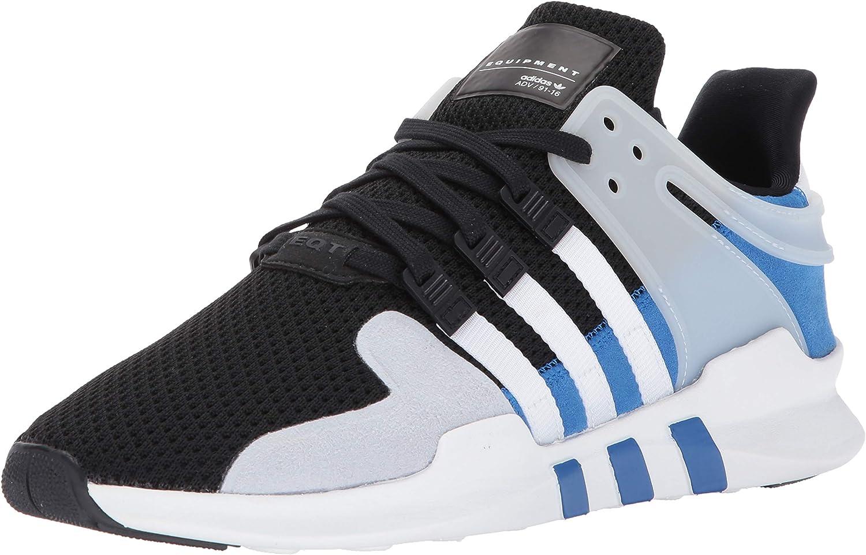 Adidas EQT Support ADV, Herren Turnschuhe Schwarz schwarz Weiß Clear grau B01N5FFEPV  Einwandfrei