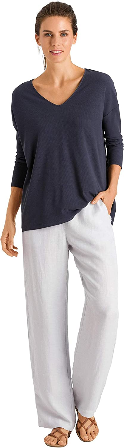 Max 63% Quantity limited OFF HANRO Women's Urban Casuals Long Pant