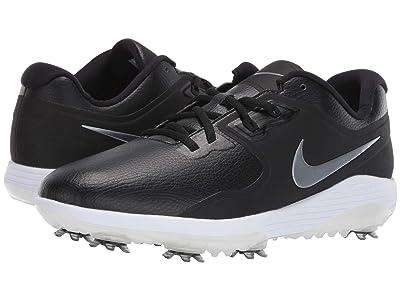 Nike Golf Vapor Pro (Black/Metallic Cool Grey/White/Volt) Men